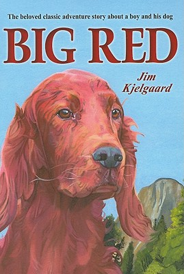 Big Red By Kjelgaard, Jim/ Kuhn, Bob (ILT)