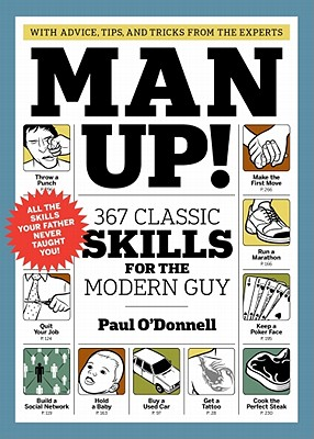 Man Up! By O'Donnell, Paul